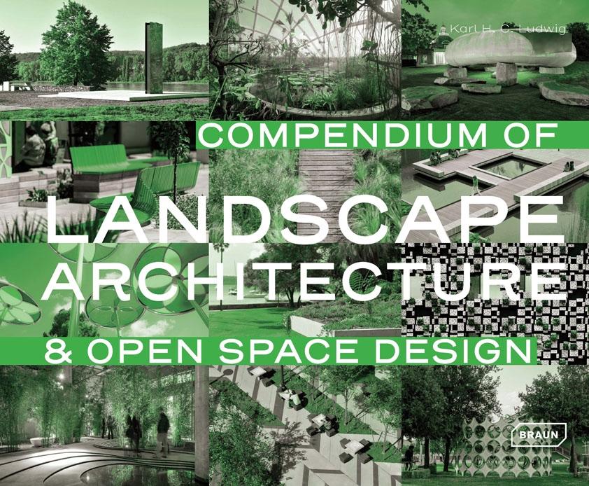 Copertina libro Landscape architecture Braun publishing