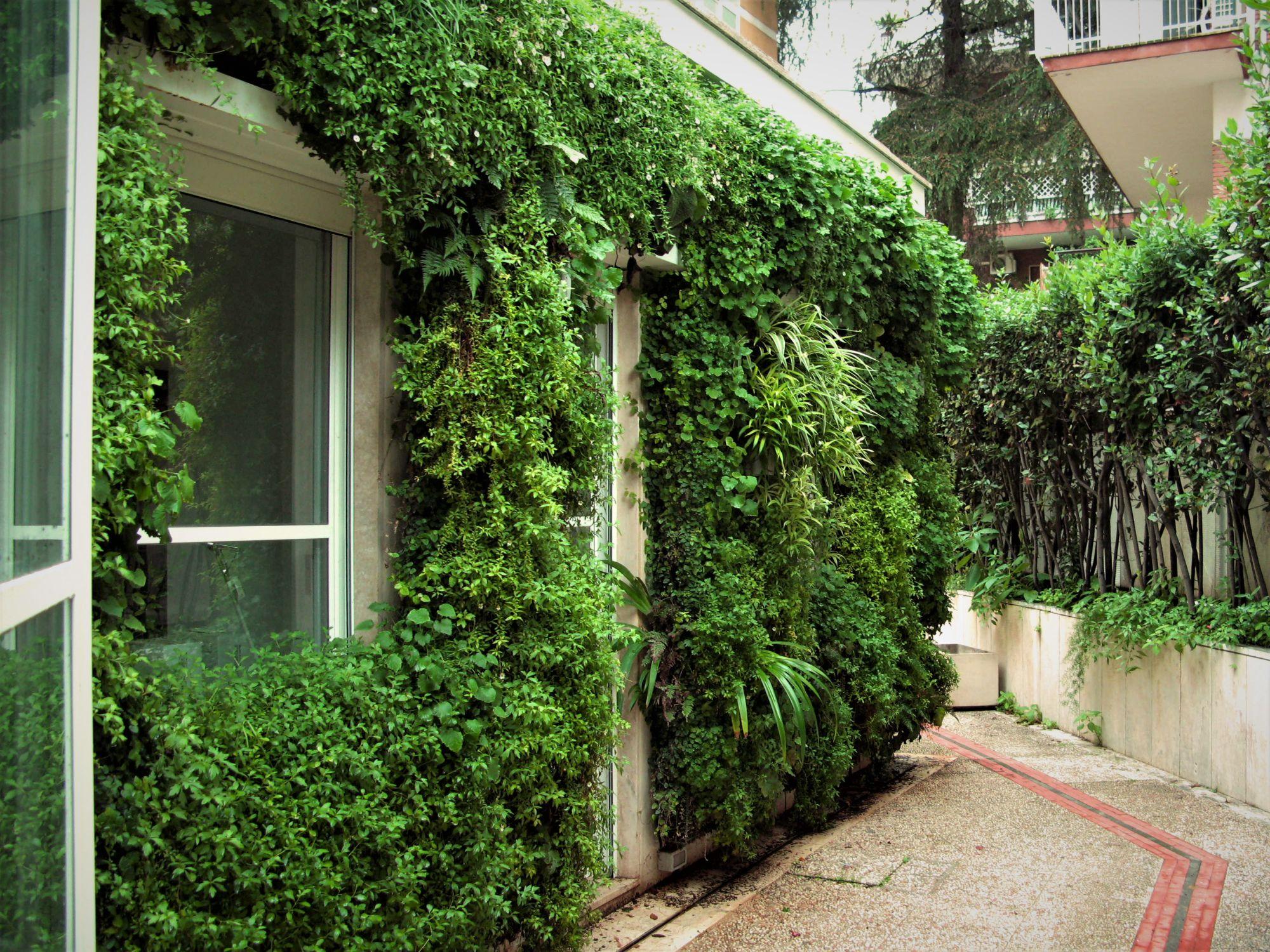 cubik verde verticale a Roma